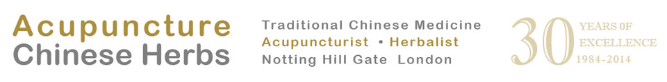Acupuncture Chinese Herbs Notting HIll Gate London W11